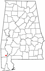 Loko di McIntosh, Alabama