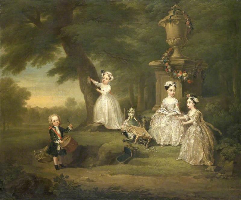 File:A Tea Party, William Hogarth, 1730.jpg - Wikimedia ...