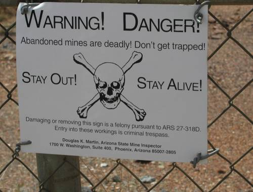 abandoned mine safety and mine reclamation