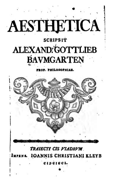 Alexander gottlieb baumgarten wikiwand for Baum garten