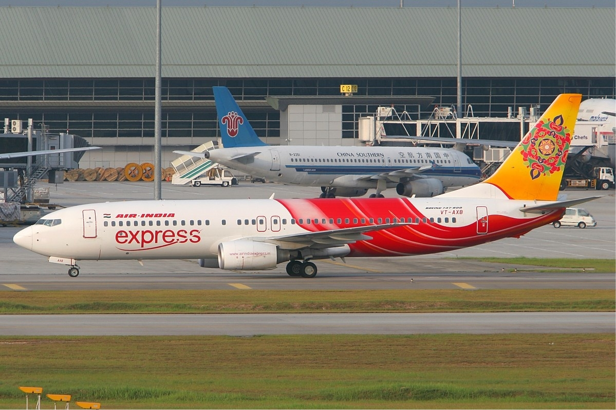 Download this Description Air India Express Axb Left Mrd picture