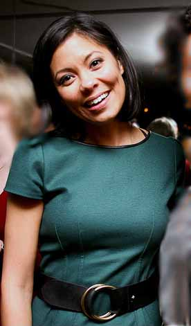 The 42-year old daughter of father Carl Wagner and mother Tin Swe Thant Alex Wagner in 2020 photo. Alex Wagner earned a  million dollar salary - leaving the net worth at 3 million in 2020