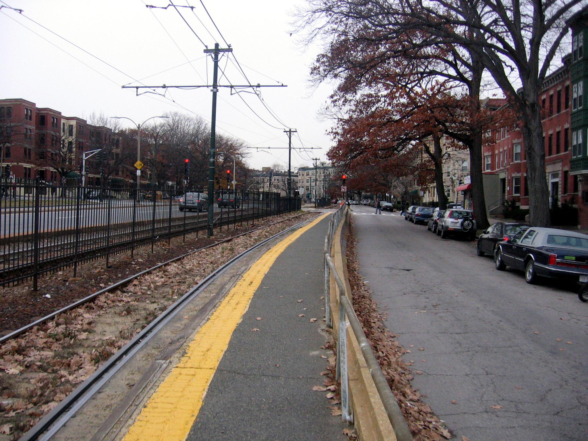 Calle Allston (Metro de Boston)