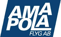Amapola Flyg Swedish airline