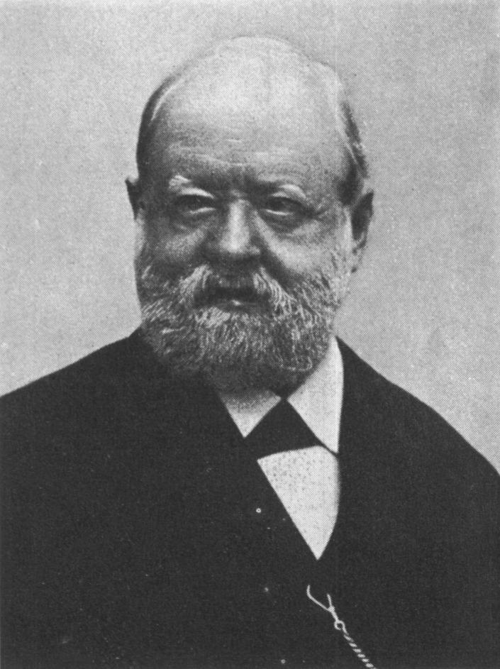 Depiction of Paul Friedrich August Ascherson