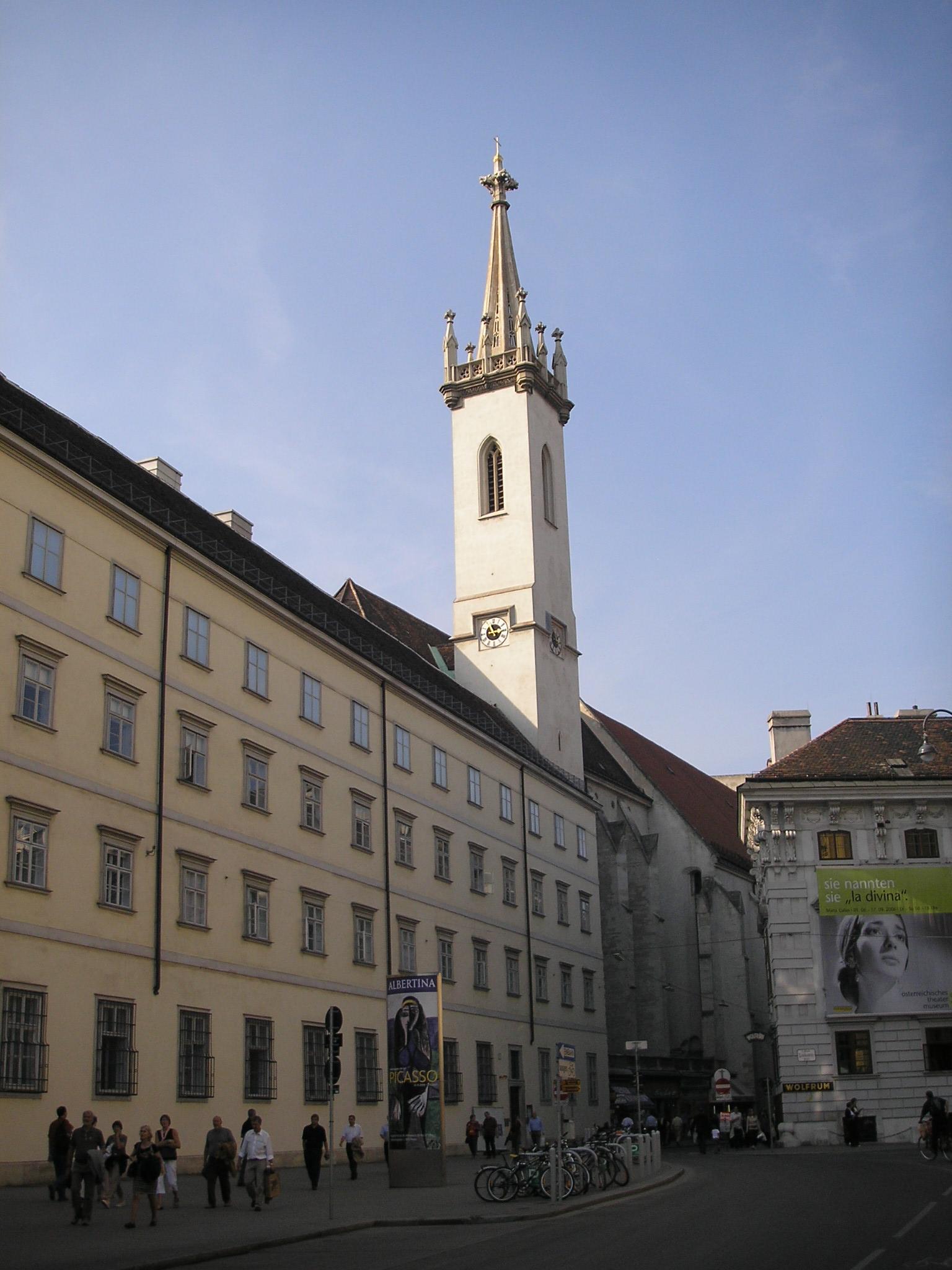 Wien Augustinerkirche