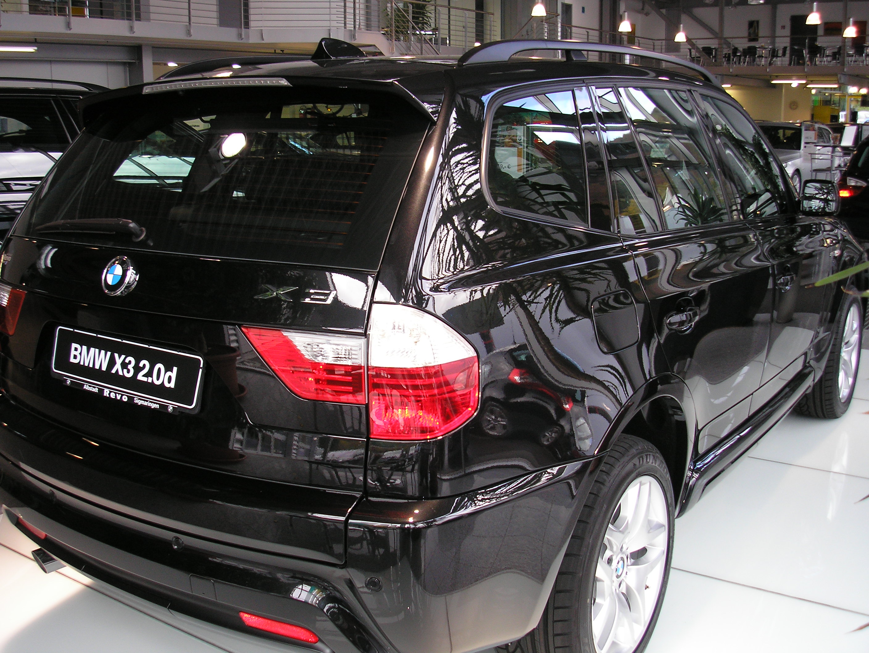 Datei BMW X3 06 rear JPG –
