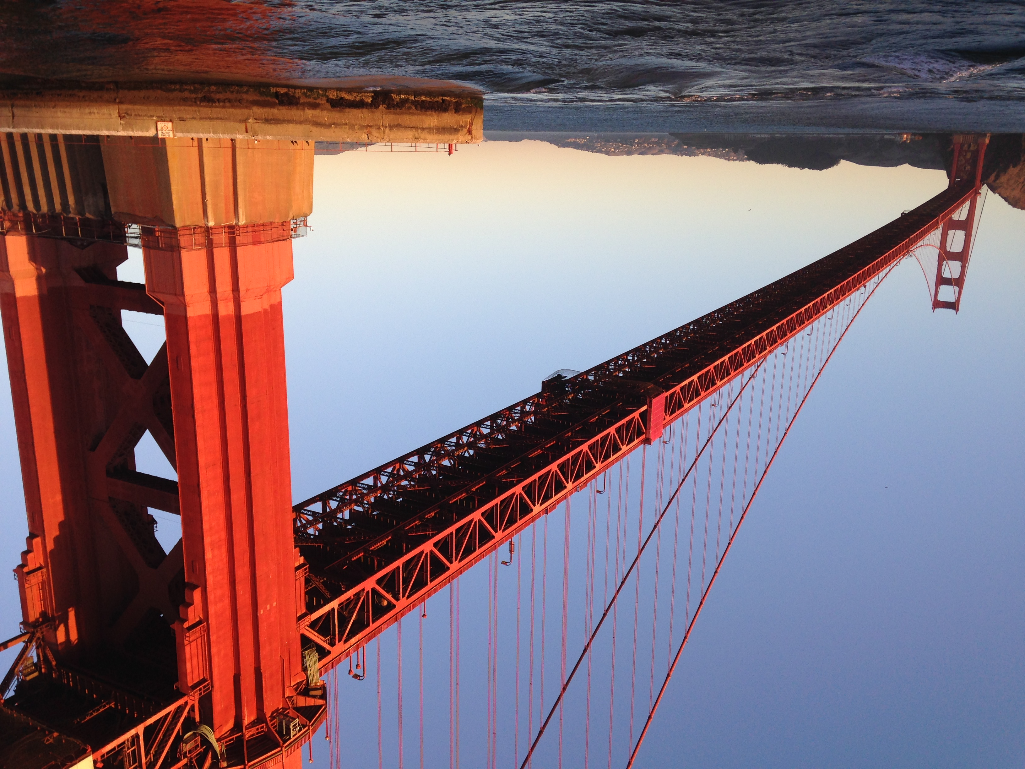essays about the golden gate bridge Golden gate bridge - california essay example the golden gate bridge is a suspension bridge spanning the golden gate, the.