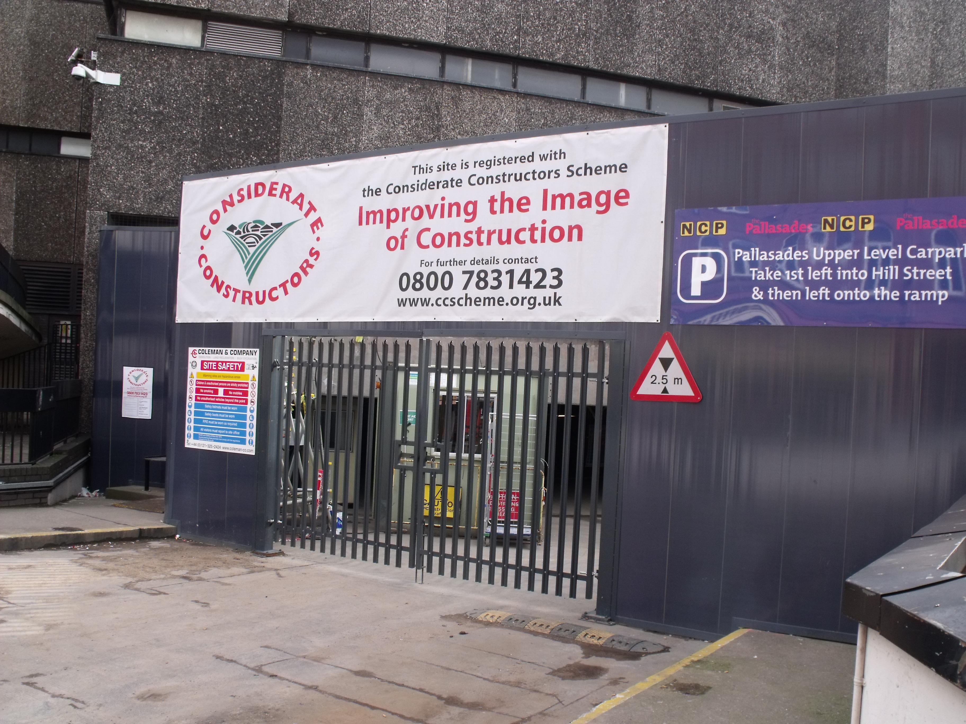Car Park Construction Companies