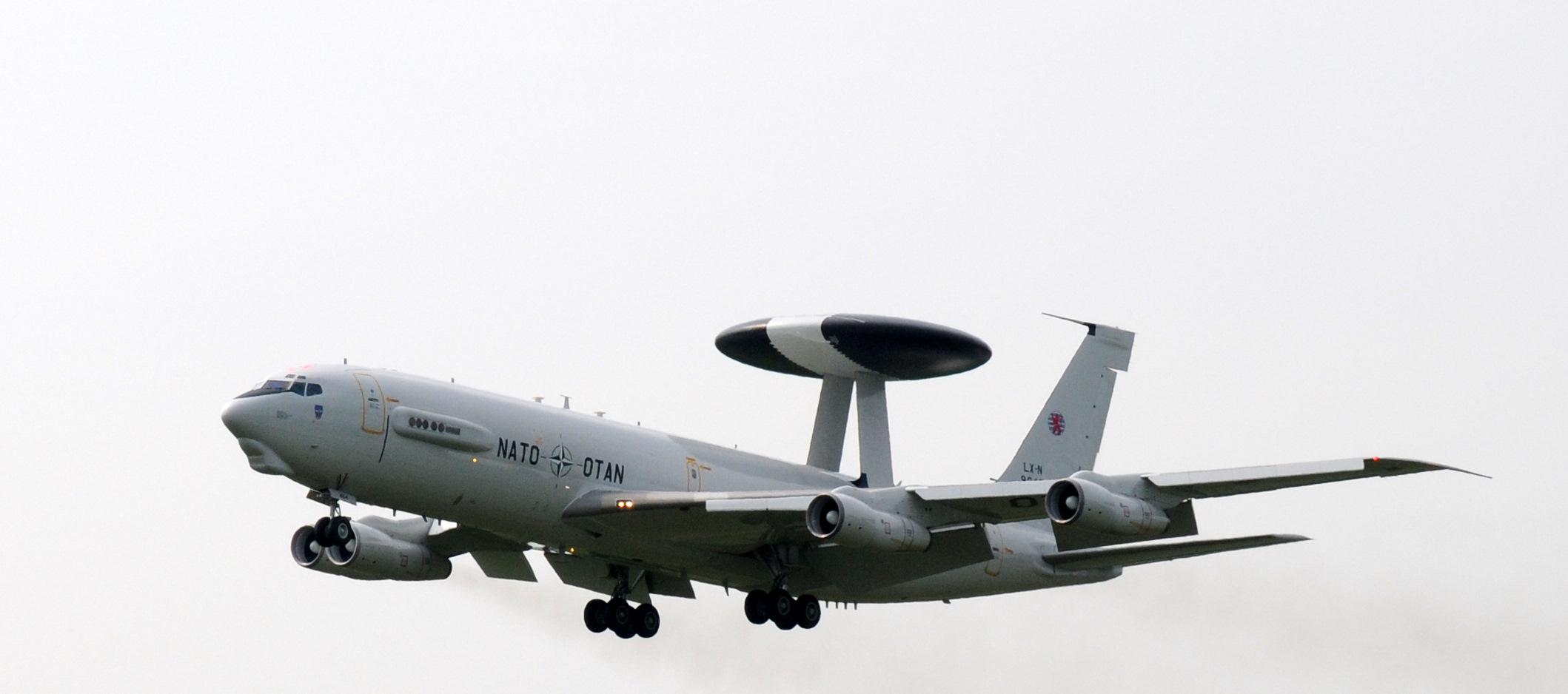 E3 Sentry AWACS
