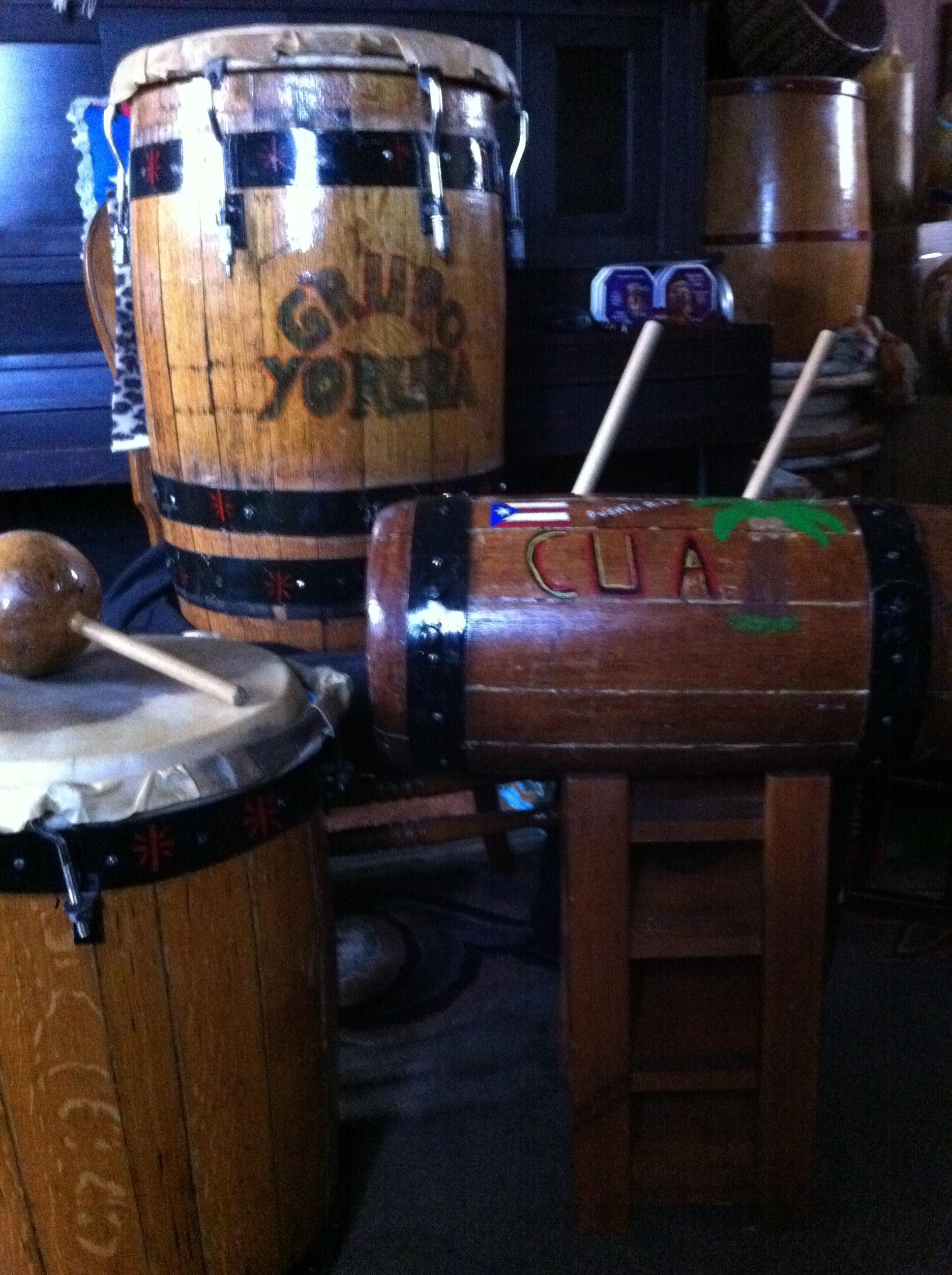 Bomba Instruments