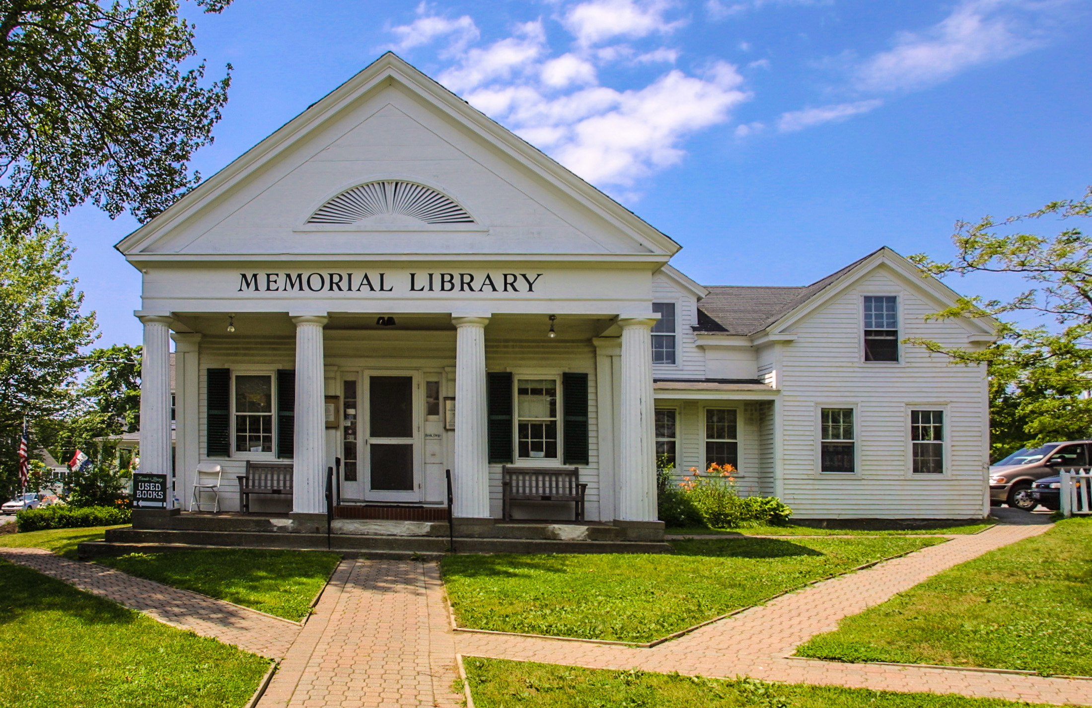 Boothbay Harbor Memorial Library Wikipedia