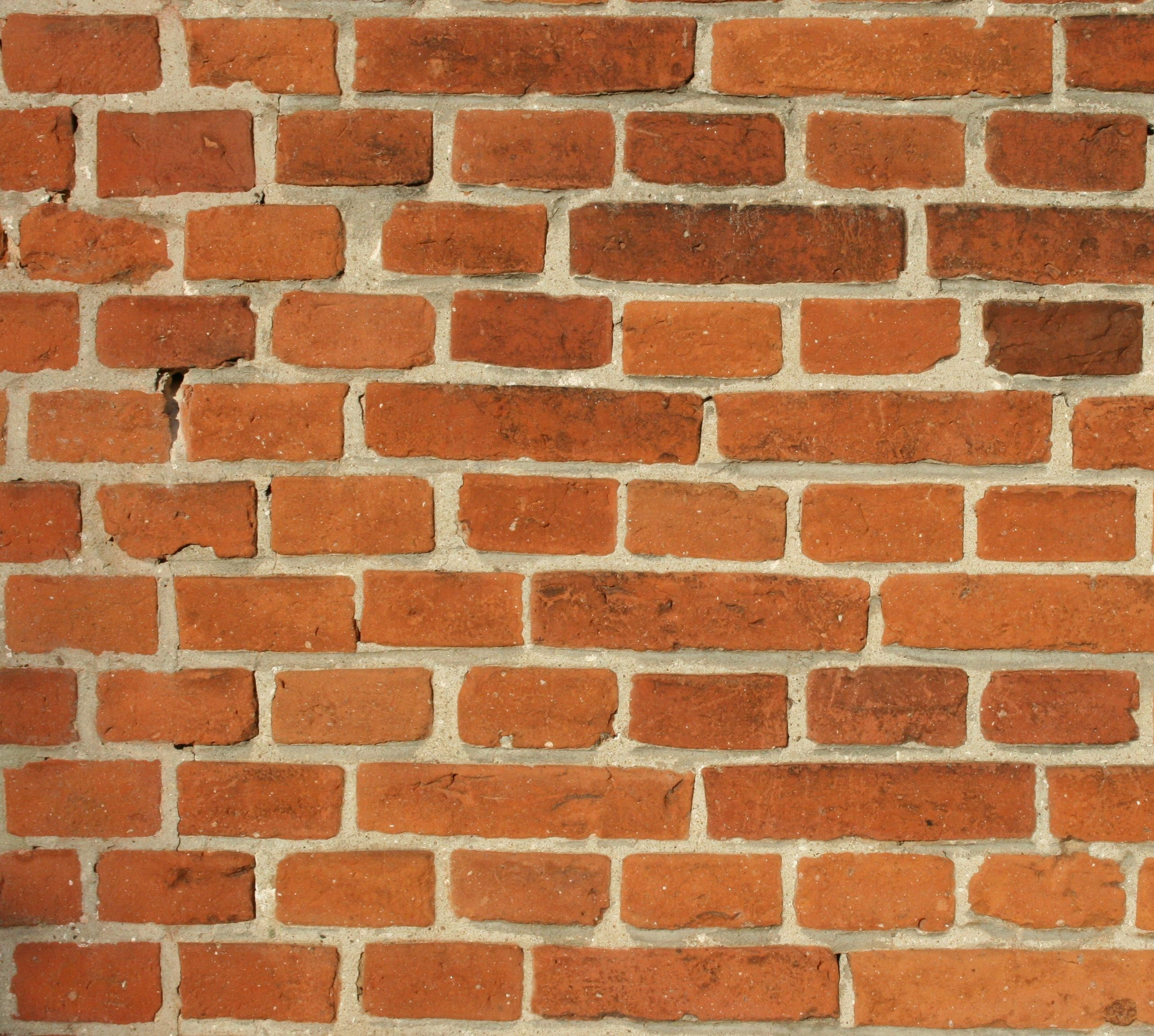 File brown brick wikimedia commons Wall pictures