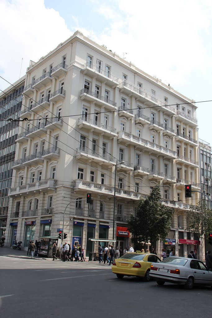 Modern architecture in Athens - Wikipedia