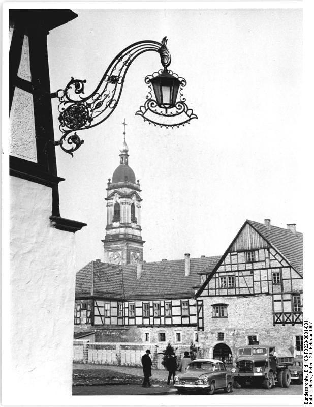 St Peter Eisenach Hotel