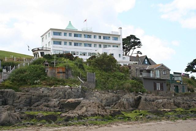 Poirot hotel devon
