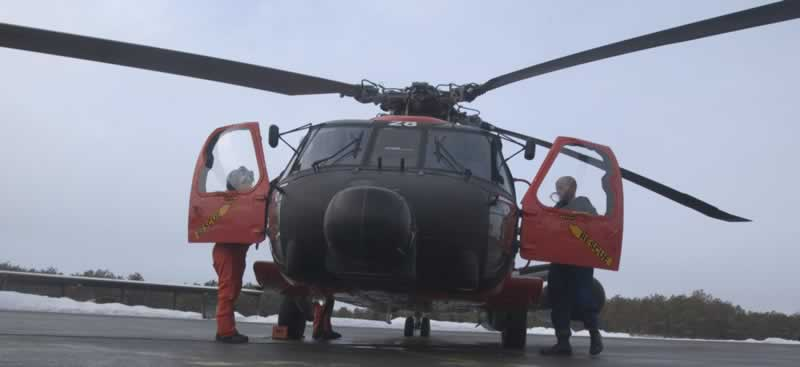 Two coast guard air station cape cod members received two of military aviation 2019s most prestigious awards friday