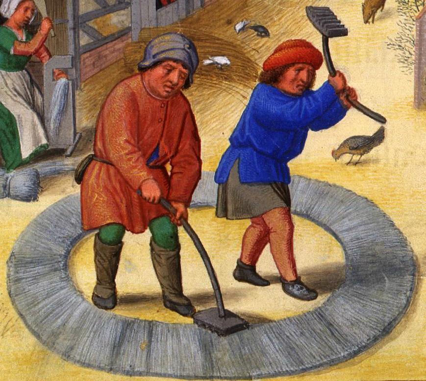 Картинки крестьян европы