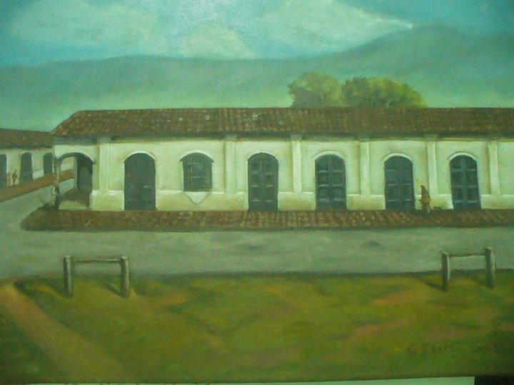 Depiction of Juan Bautista Alberdi