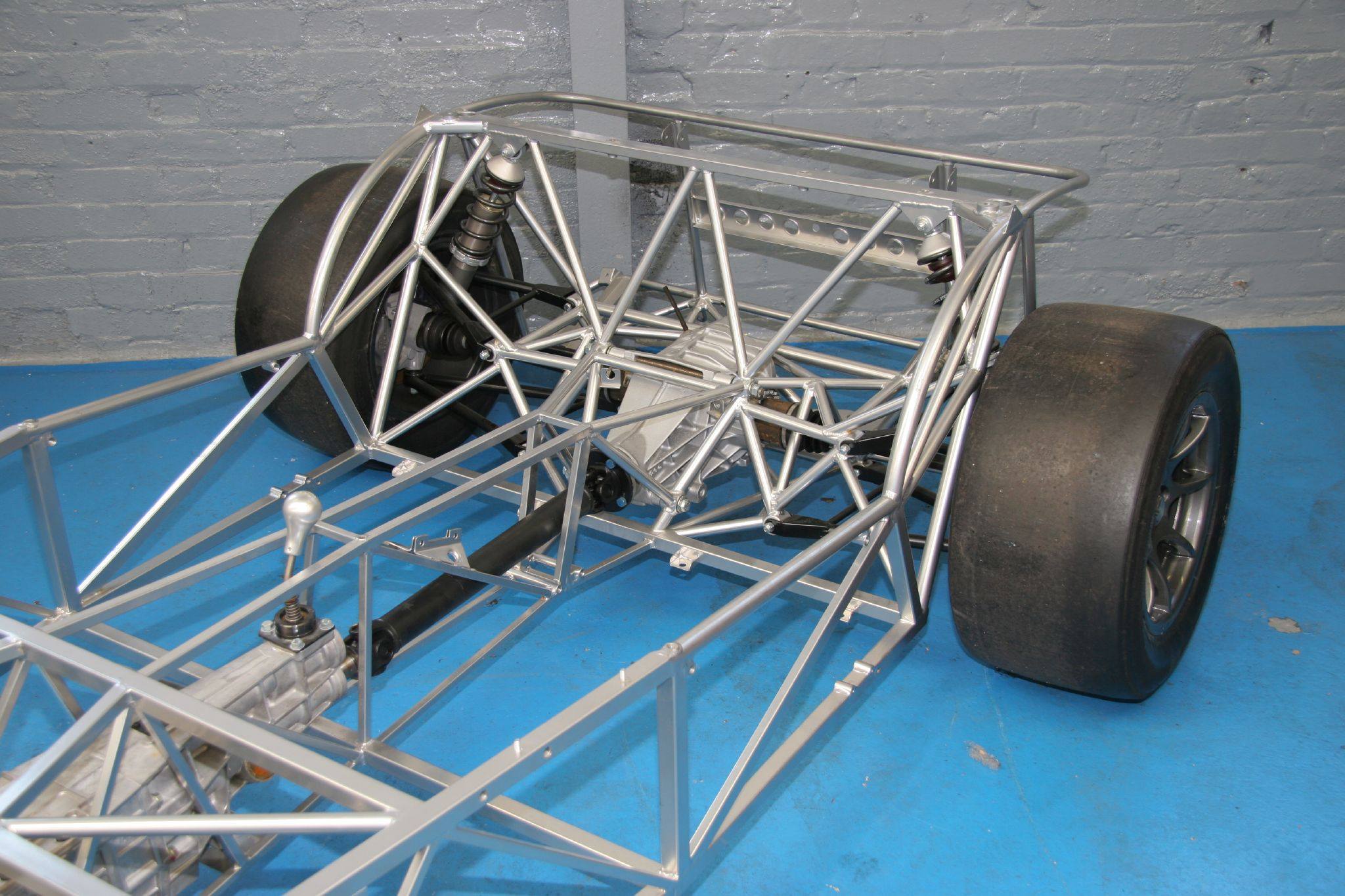 File Caterham7spaceframe Wikimedia Commons