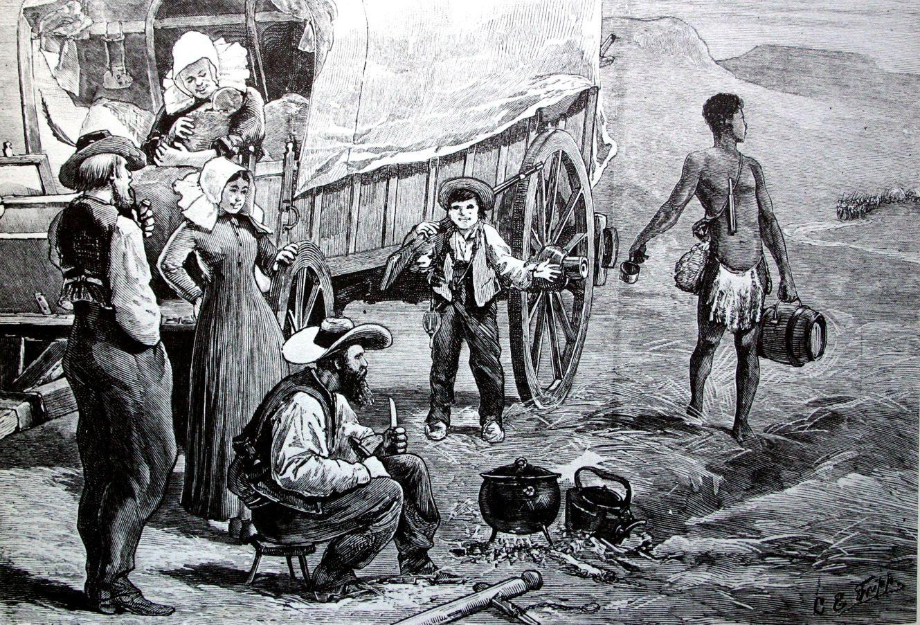 kolonisert land i afrika