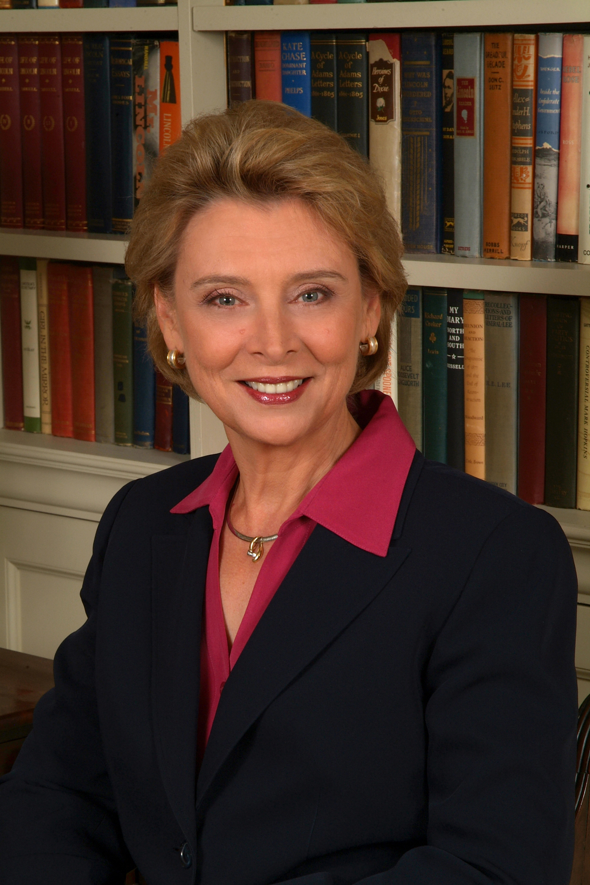 Photo of Christine Gregoire