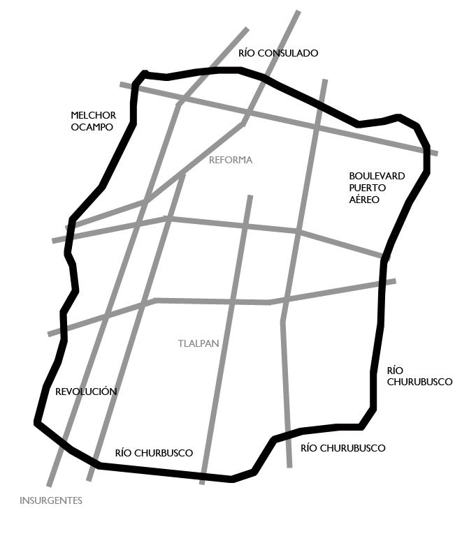 Circuito Y Misterios : Circuito interior wikipedia la enciclopedia libre