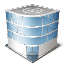File Company Building Icon Png Wikimedia Commons