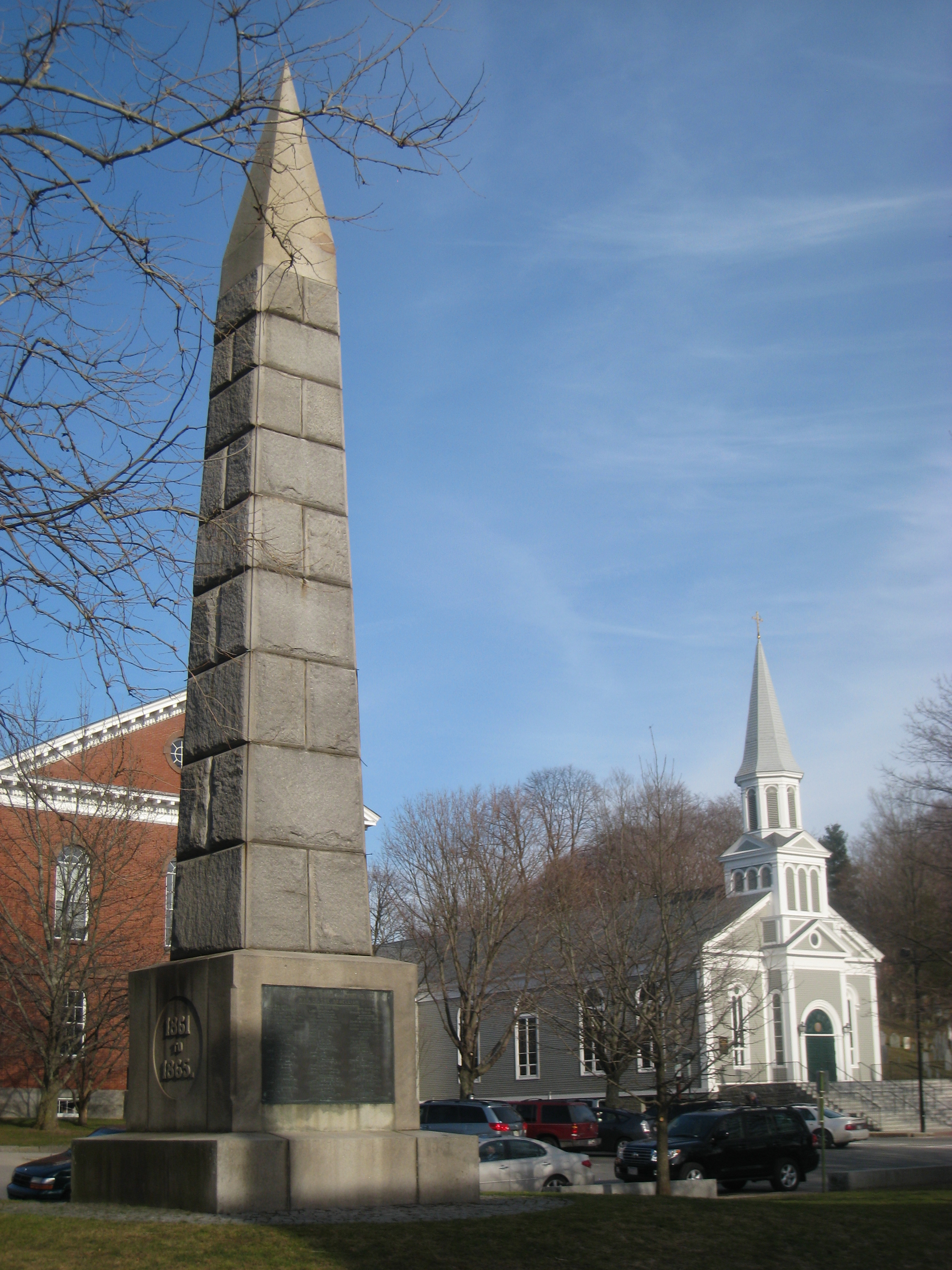 Memorial Day Monument, Concord, Massachusetts