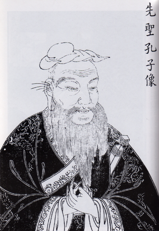 Confucius as scholar