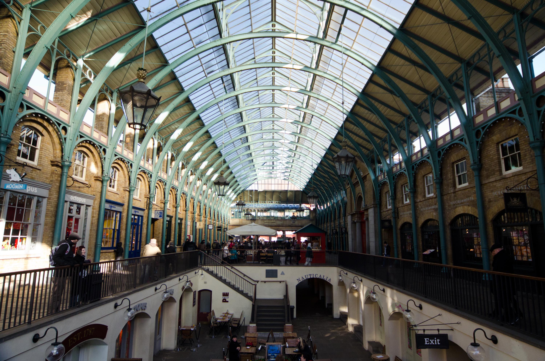 Covent Garden Market Garden Ftempo