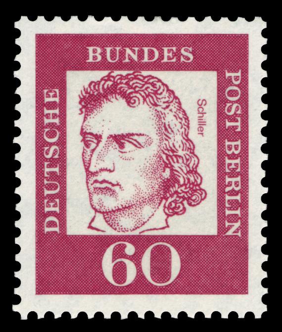 Briefmarken Jahrgang 1962 Der Deutschen Bundespost Berlin Wikiwand