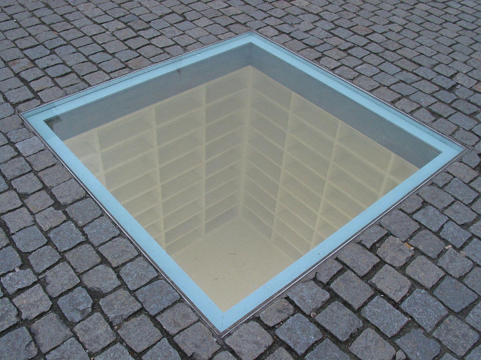 Bebelplatz book burning in america