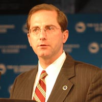 Deputy Secretary Alex Azar discusses local preparedness for Avian Influenza at the 74th Winter Meeting of the U.S. Conference of Mayors