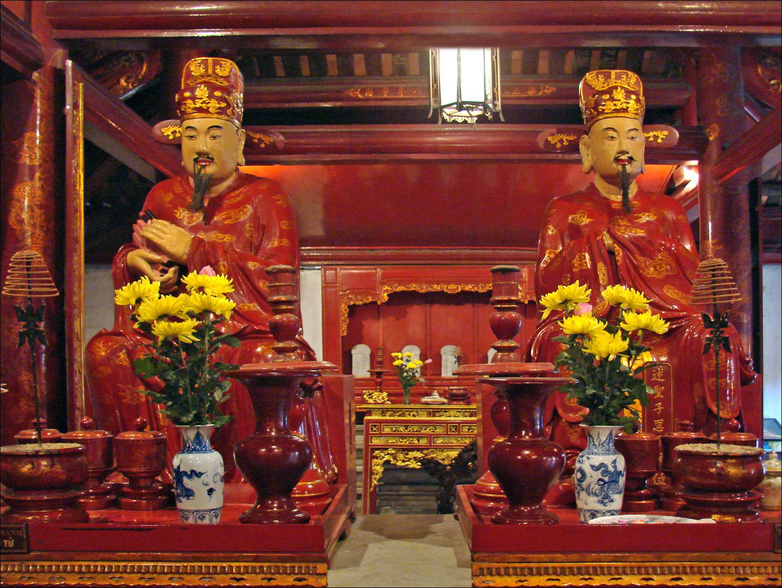 filedisciples de confucius temple de la litt233rature