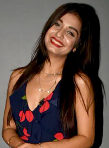 Divya Agarwal snapped at Dolby in Andheri (07) (cropped).jpg