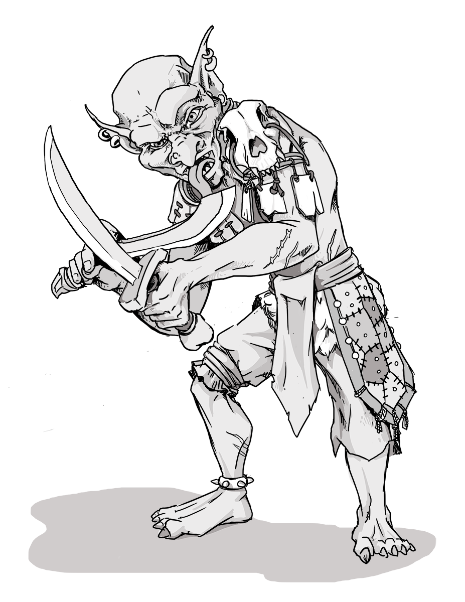 Goblin (Dungeons & Dragons) - Wikipedia