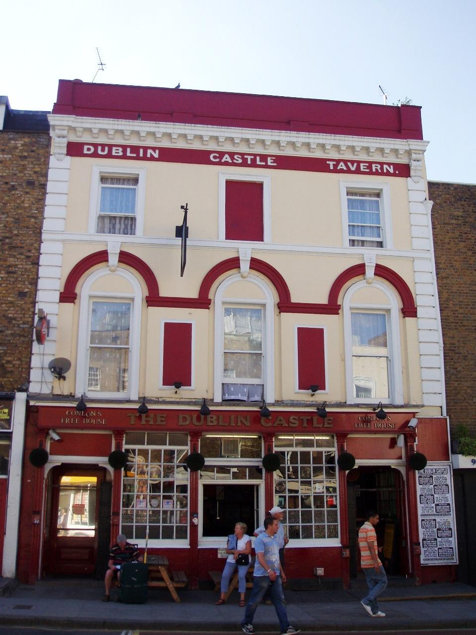 Dublin castle camden wikipedia for The camden