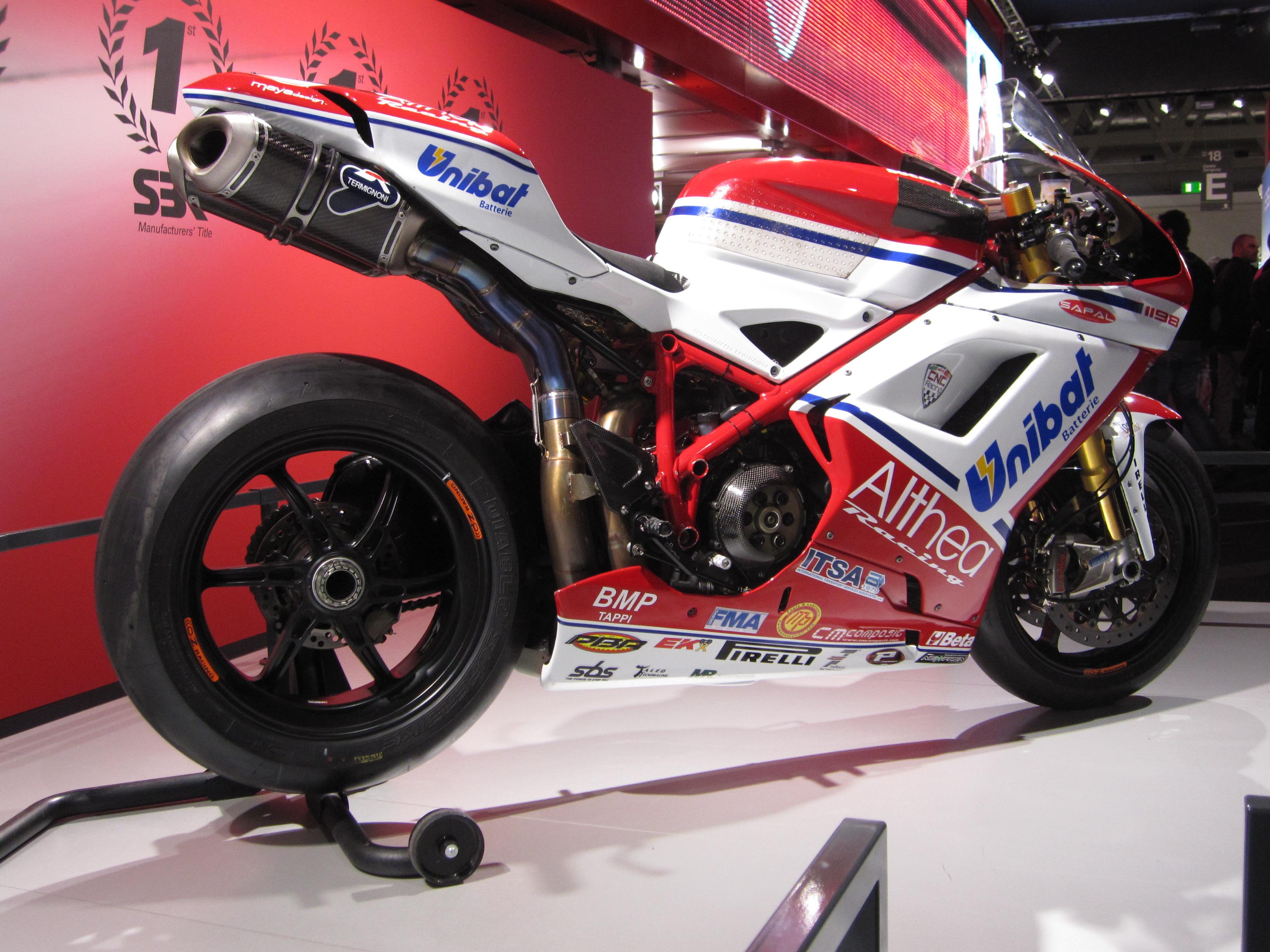 Ducati   Spare Parts