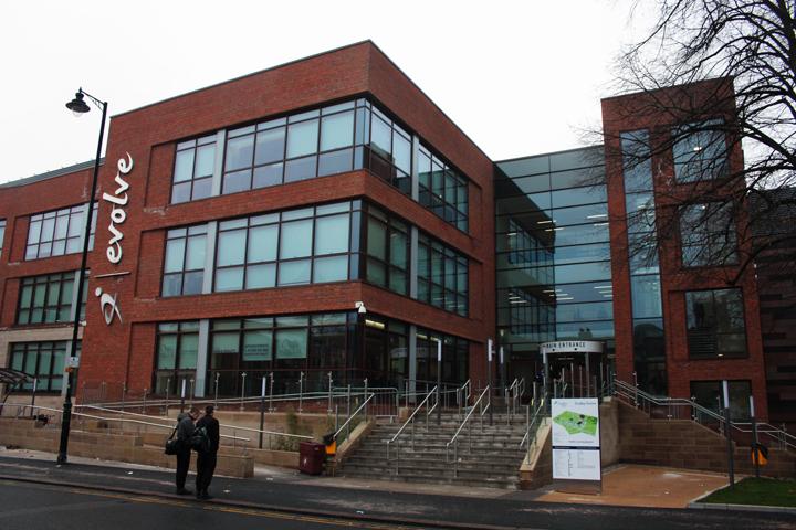 Dudley College, Evolve Campus.JPG