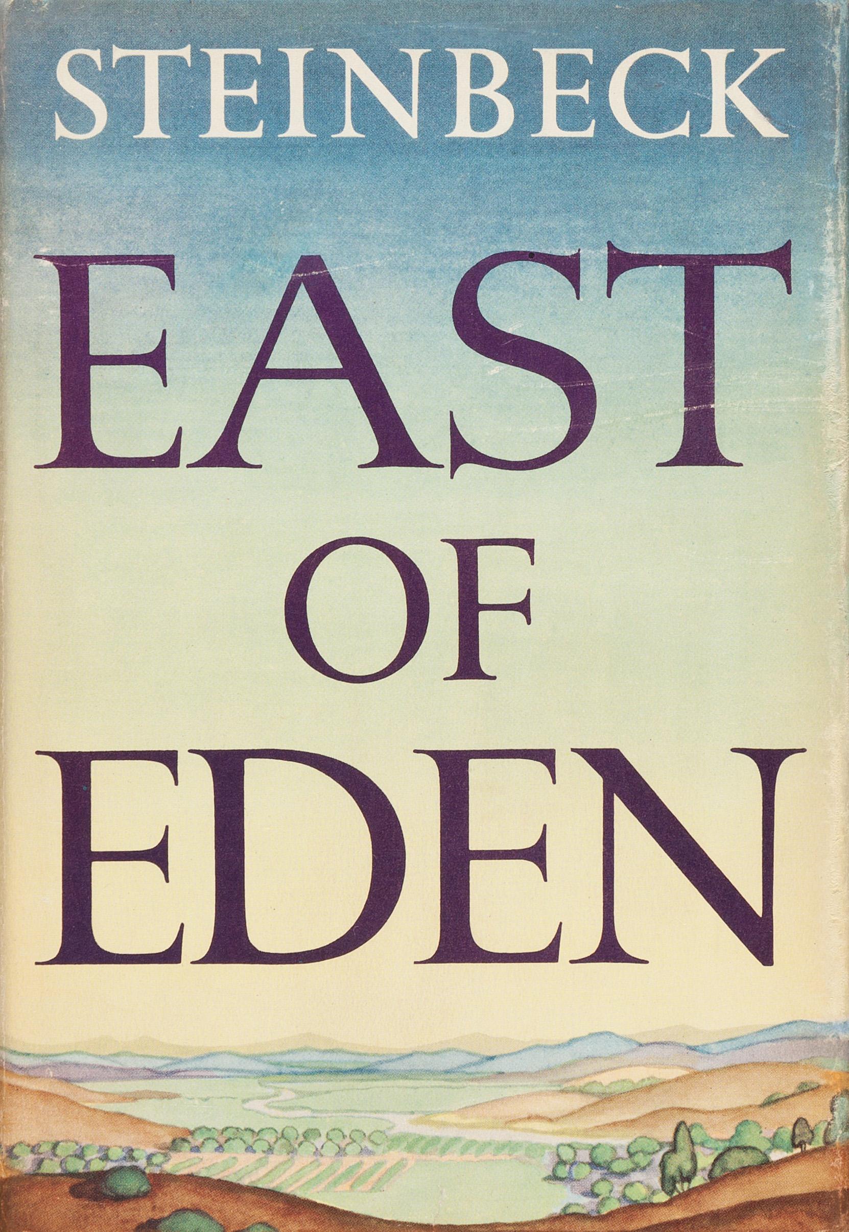 East of Eden (novel) - Wikipedia