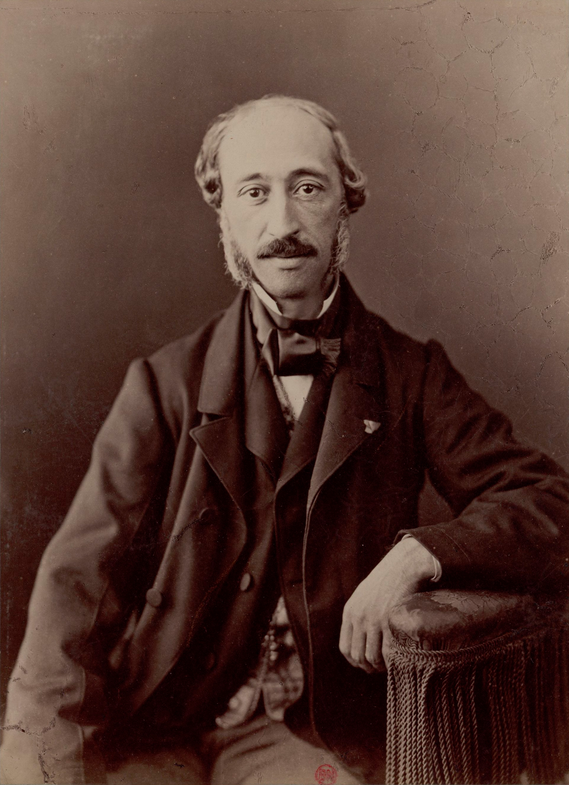 Image of Alexandre-Edmond Becquerel from Wikidata