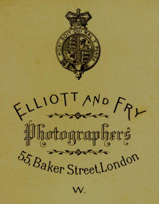 Image of Elliott & Fry from Wikidata