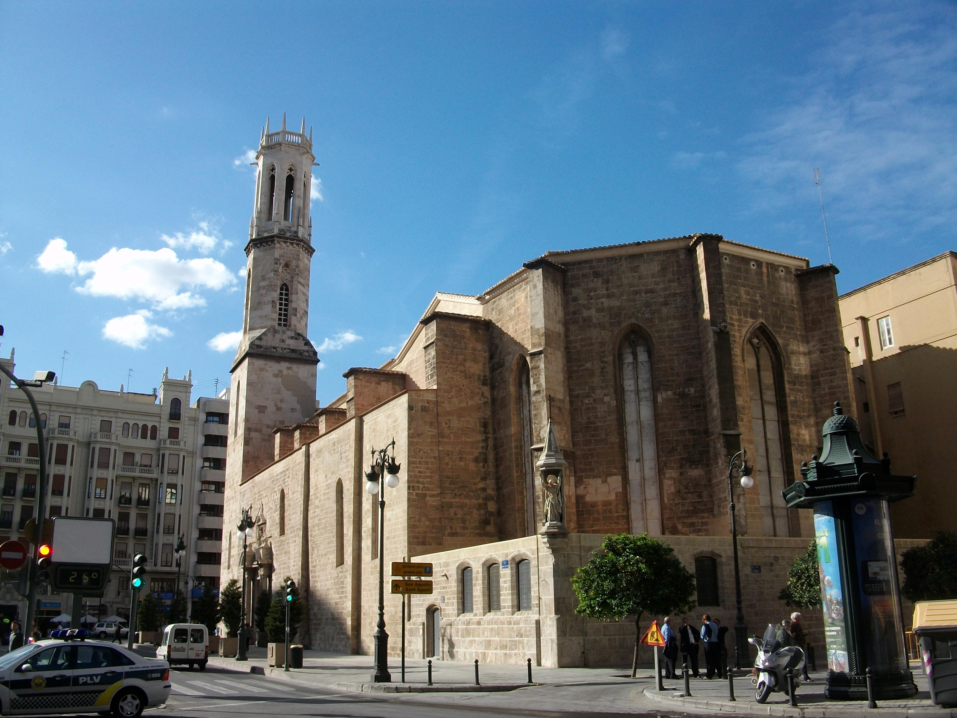 Iglesia de Santa Catalina y San Agustín
