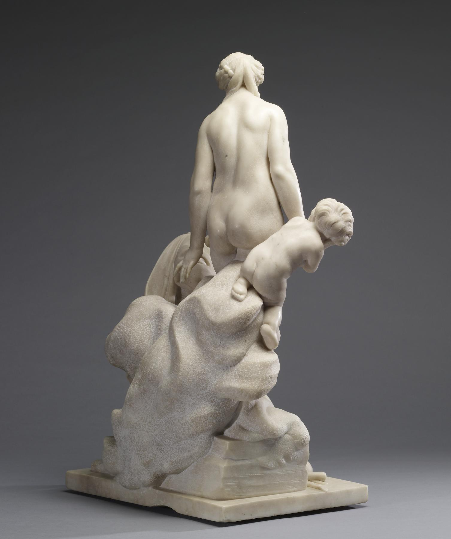 Pygmalion And Galatea Statue