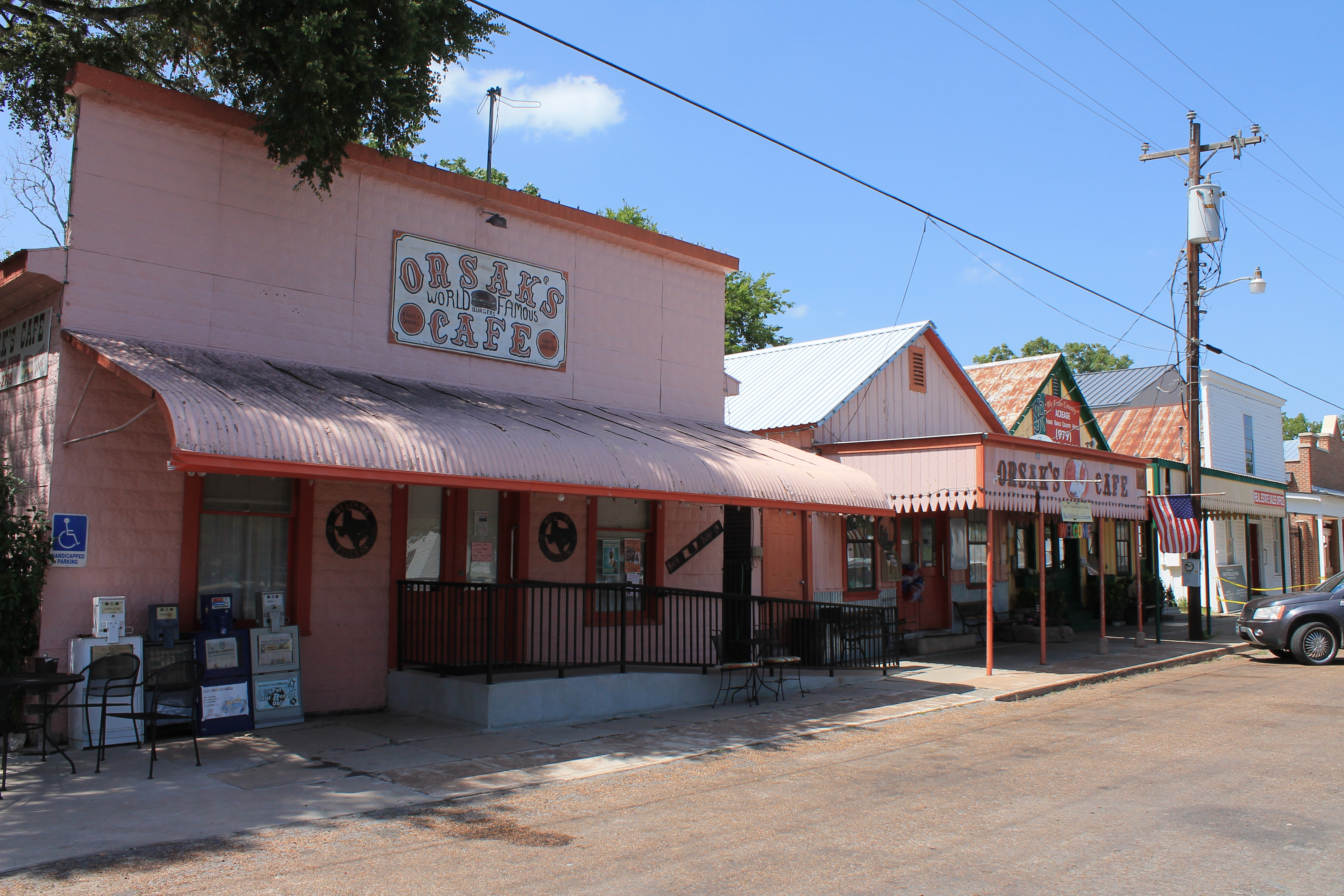 Фејетвил (Тексас)