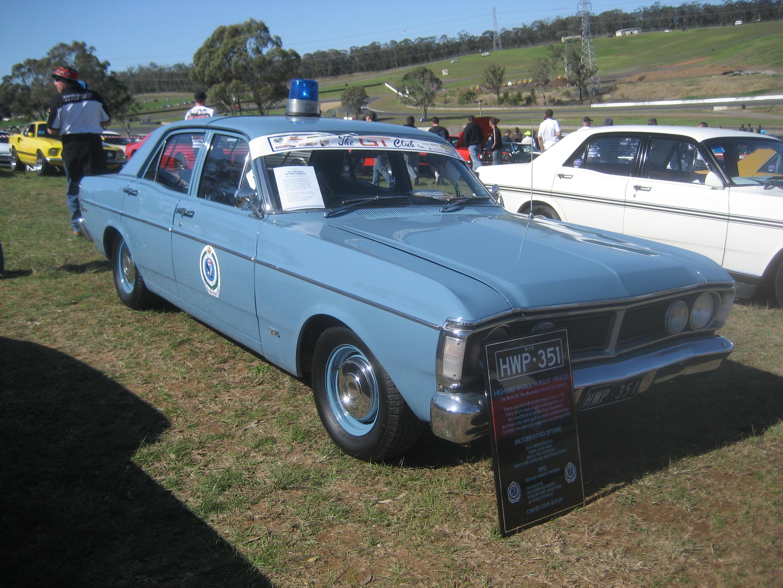 1971 Ford police cars craigslist