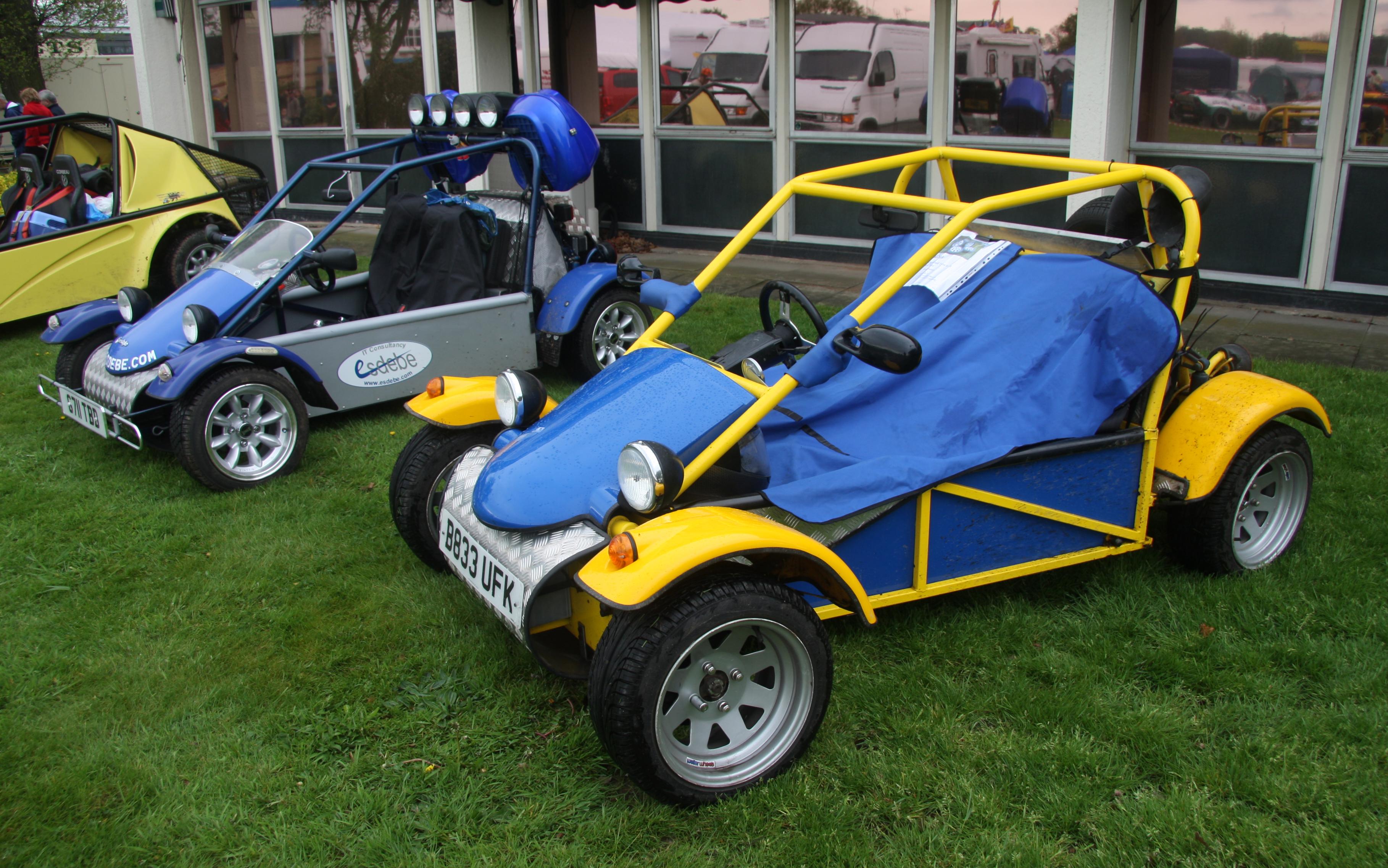 Fun Cars Under K Uk