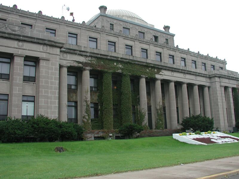 Gary City Hall, 2009.jpg