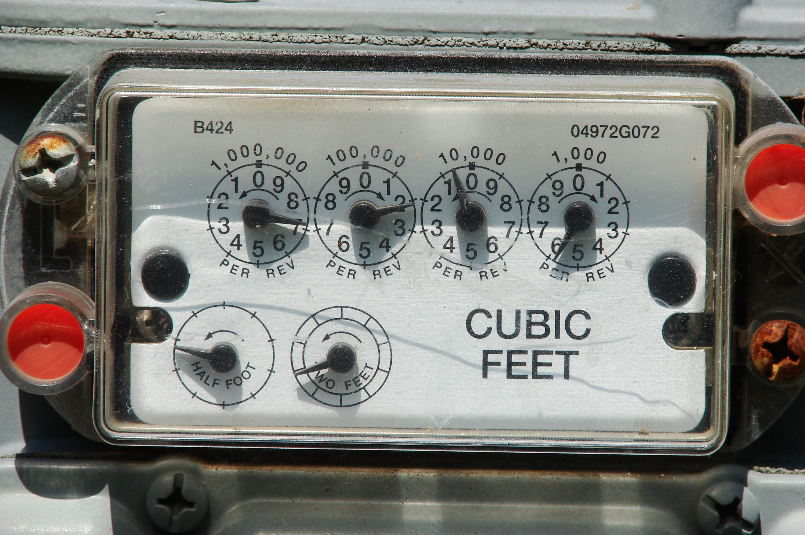 Natural Gas Meter Clicking Noise